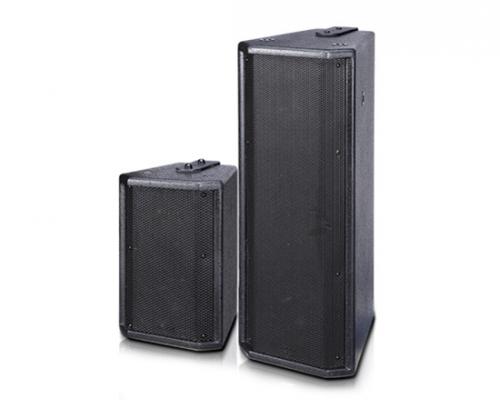 小型固定安装音箱系统