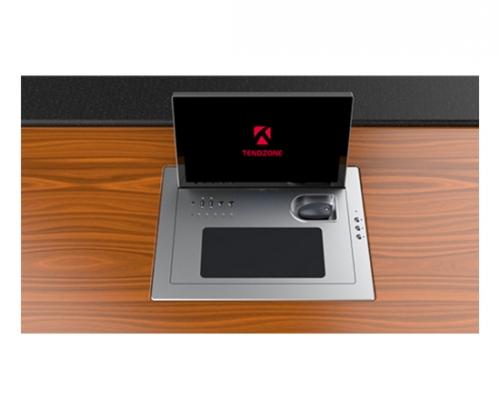 17.3寸翻转带键盘鼠标一体机