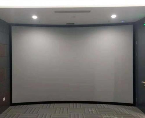 大型定制画框幕